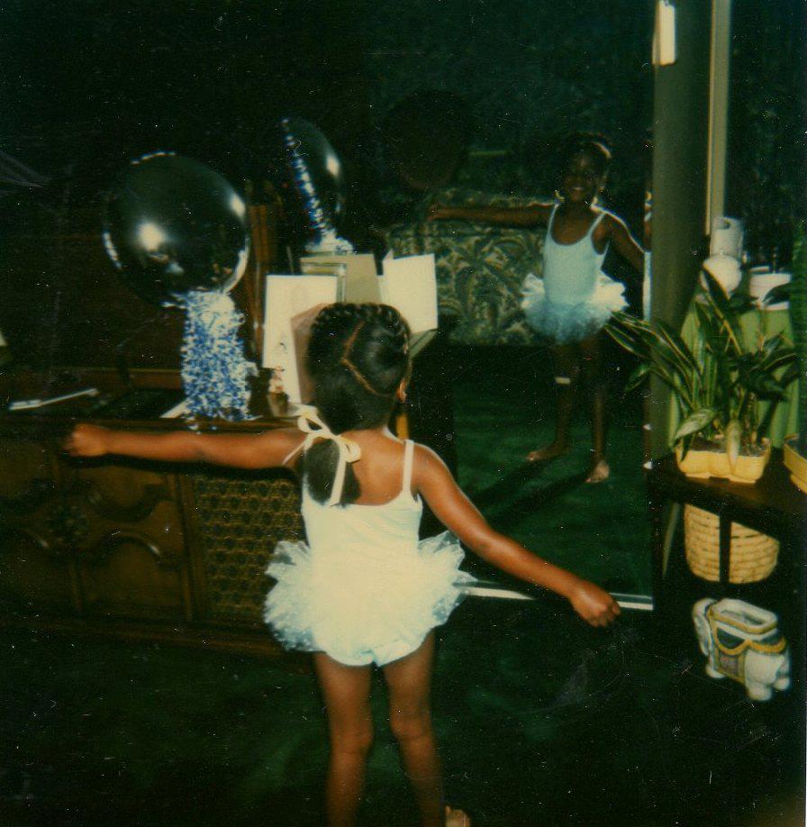 Kimberly Lola - TBT - Lil Lola - ballet
