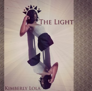 Kimberly Lola The Light EP Album Cover