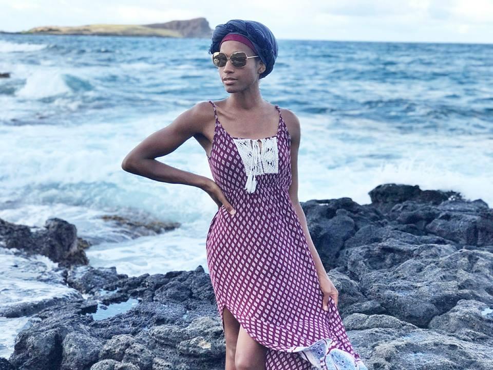 Curlyography Lola Makapu'u Beach